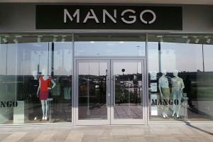 MANGO prodejna