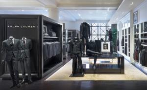 Ralph Lauren prodejna