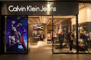 Calvin Klein prodejny