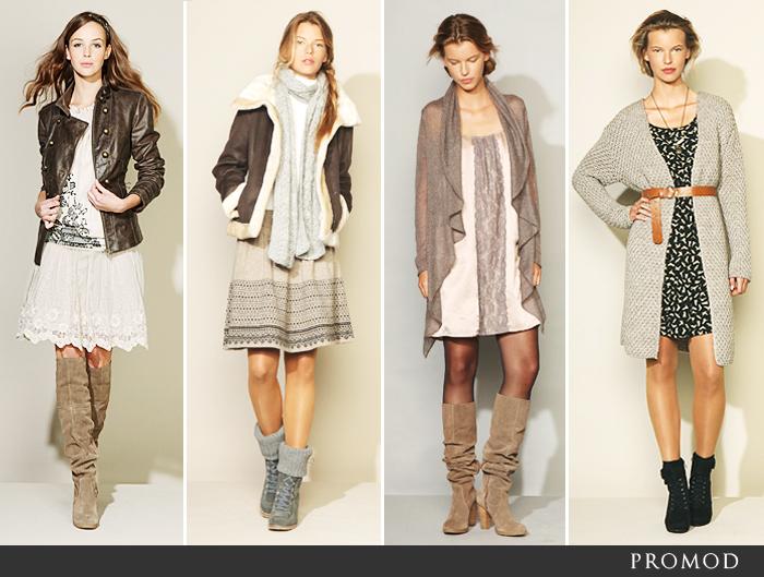 Promod oblečení
